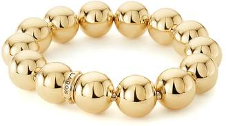 Lagos 18K Gold Stretch Bracelet