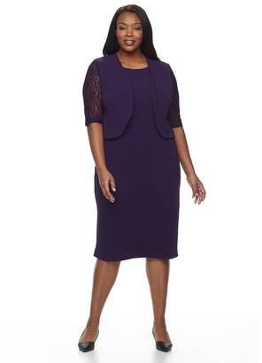 Purple Kohls Plus Size Dresses Shopstyle