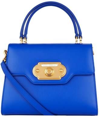 Dolce & Gabbana Medium Leather Welcome Bag