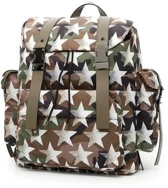 Valentino Camustars Backpack