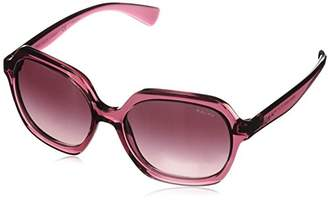Ralph Lauren Ralph by Women's Injected Woman Polarized Square Sunglasses
