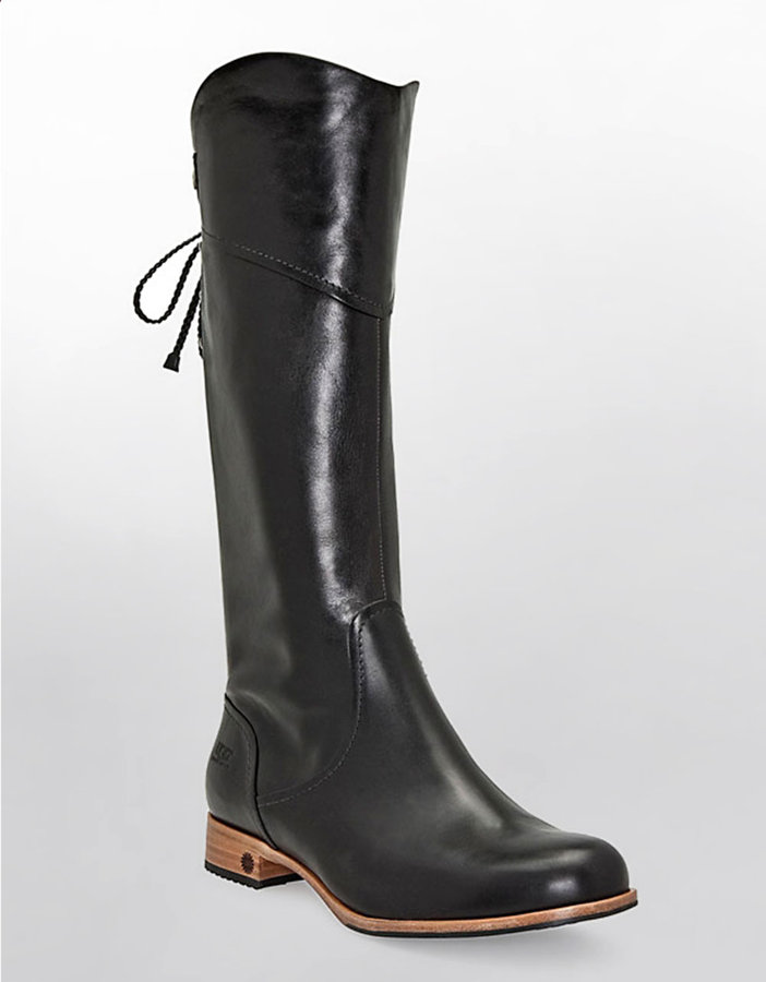 UGG® AUSTRALIA Annabelle Tall Leather Boots