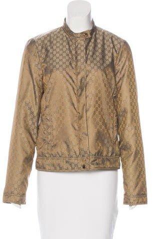 Gucci GG Logo Jacket