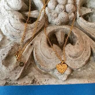 Wanderlust Puck Love Heart Necklace