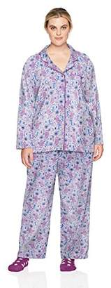 Karen Neuburger Women's Pajamas Set PJ With Sock