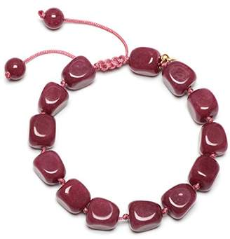 Lola Rose Odeletta Red Plum Quartzite Bracelet