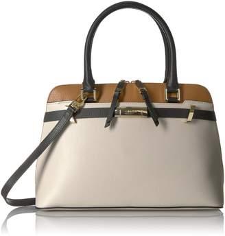 Calvin Klein Brooke Tumble Pebble Satchel Satchel Bag
