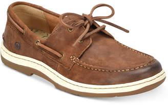 Børn Men's Ocean 2-Eye Distressed Boat Shoes Men's Shoes