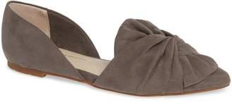 BC Footwear Snow Cone d'Orsay Flat