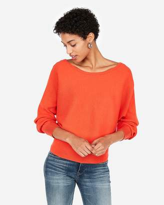 Express Dolman Sleeve Sweater