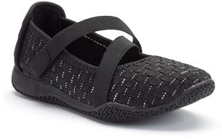 SONOMA Goods for LifeTM Girls' Woven Mary Jane Flats $39.99 thestylecure.com