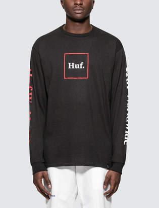 HUF Domestic L/S T-Shirt