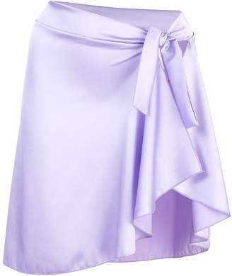 39a50a3b5 Wrap Mini Skirt - ShopStyle UK