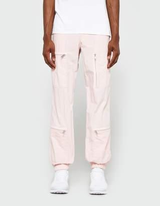 Undercover Zip Pants in Pink