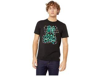 Psycho Bunny Holiday Lights Graphic Tee