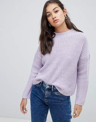 Only oversize rib sweater