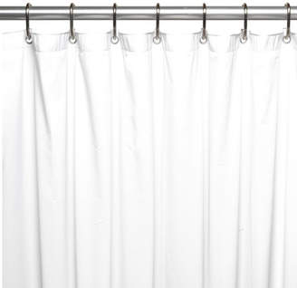 Symple Stuff Vinyl 5 Gauge Shower Curtain Liner