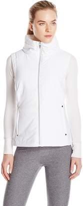 Cutter & Buck Women's Cb Weathertec Claudia Quilted Vest
