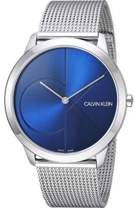 Calvin Klein Minimal Watch - K3M2112N Watches