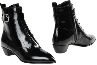 MARC BY MARC JACOBS Ankle boots $295 thestylecure.com