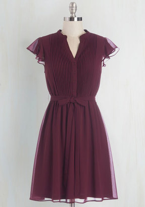 YA (yalosangeles) Thesis, That, and the Other Thing Dress in Cranberry $64.99 thestylecure.com
