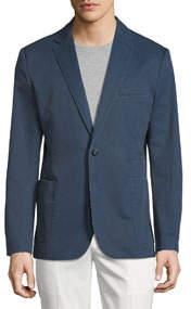 Leeds Twill Blazer Jacket