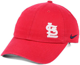 Nike Women St. Louis Cardinals Offset Adjustable Cap
