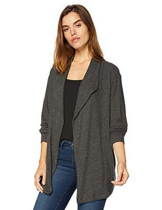 Velvet by Graham & Spencer Women's Rylea Cozy Rib Cardigan