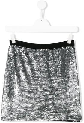 Karl Lagerfeld Paris TEEn sequin skirt