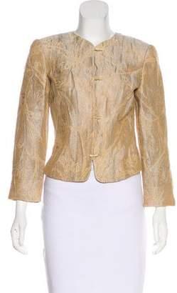 Giorgio Armani Textured Evening Jacket