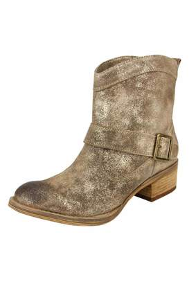 Naughty Monkey Metalicah Bootie