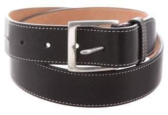 Paul Smith Leather Dress Belt