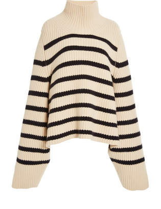 KHAITE Molly Turtleneck Sweater