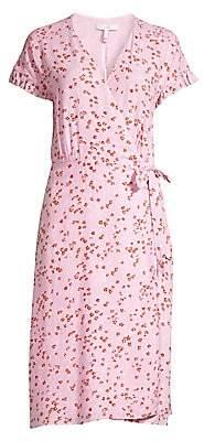 Joie Women's Bethwyn Floral Wrap Dress