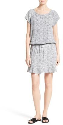 Women's Soft Joie Quora Blouson Dress $198 thestylecure.com