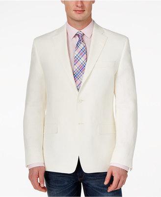 Lauren Ralph Lauren Solid Linen Classic-Fit Sport Coat $295 thestylecure.com