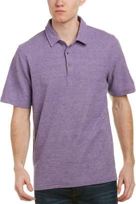 Ike Behar Ike By Pique Polo Shirt