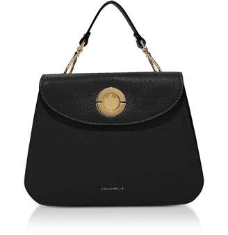 Coccinelle Jalouse Leather Flat Shoulder Bag