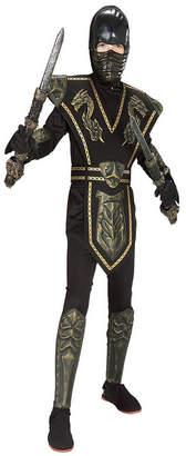 BuySeasons Ancient Dynasty Ninja Boys Costume