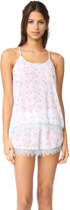 Honeydew Intimates Sweetest Day Shortie Pajama Set $48 thestylecure.com