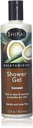 Shikai Shower Gel Coconut