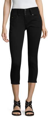 YMI Jeanswear WannaBettaButt Crops- Juniors