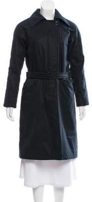 Dries Van Noten Knee-Length Belted Coat
