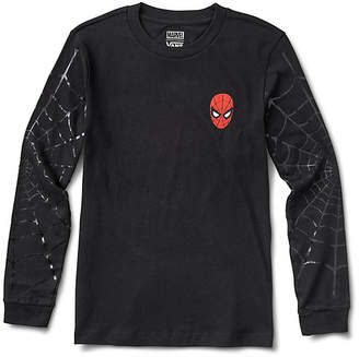 Vans x Marvel Spidey Webs Long Sleeve Boyfriend Tee