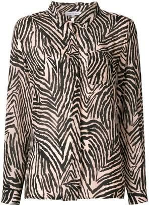 Lily & Lionel zebra print shirt