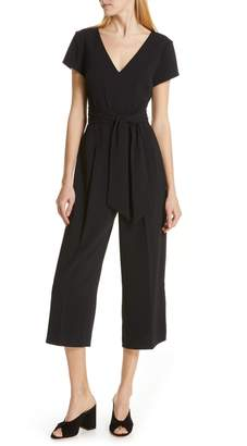Club Monaco Sannah Crop Wide Leg Jumpsuit