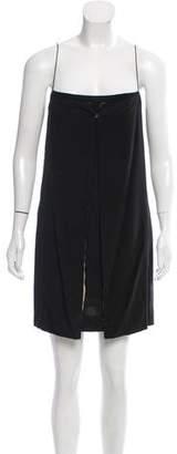 Reed Krakoff Banded Panel Cami Dress
