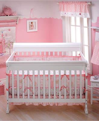 Disney Cinderella Happily Ever After 3-Pc. Crib Bedding Set Bedding