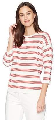 Anne Klein Women's Drop Shoulder Sweater