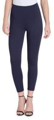 Lysse Plus Mindy Zip Cropped Leggings